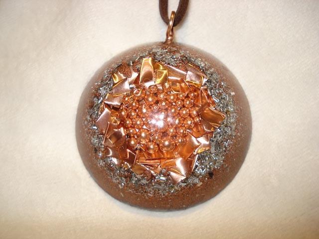 Orgonitesfo pendants new orgonite pendant aloadofball Images